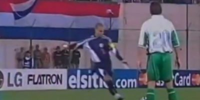 José Luis Chilavert Foto: Youtube: