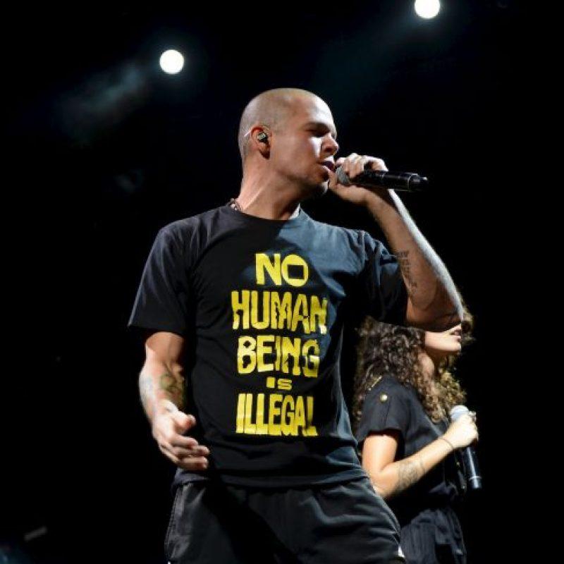 Calle 13 ha obtenido 19 premios Foto:Getty Images