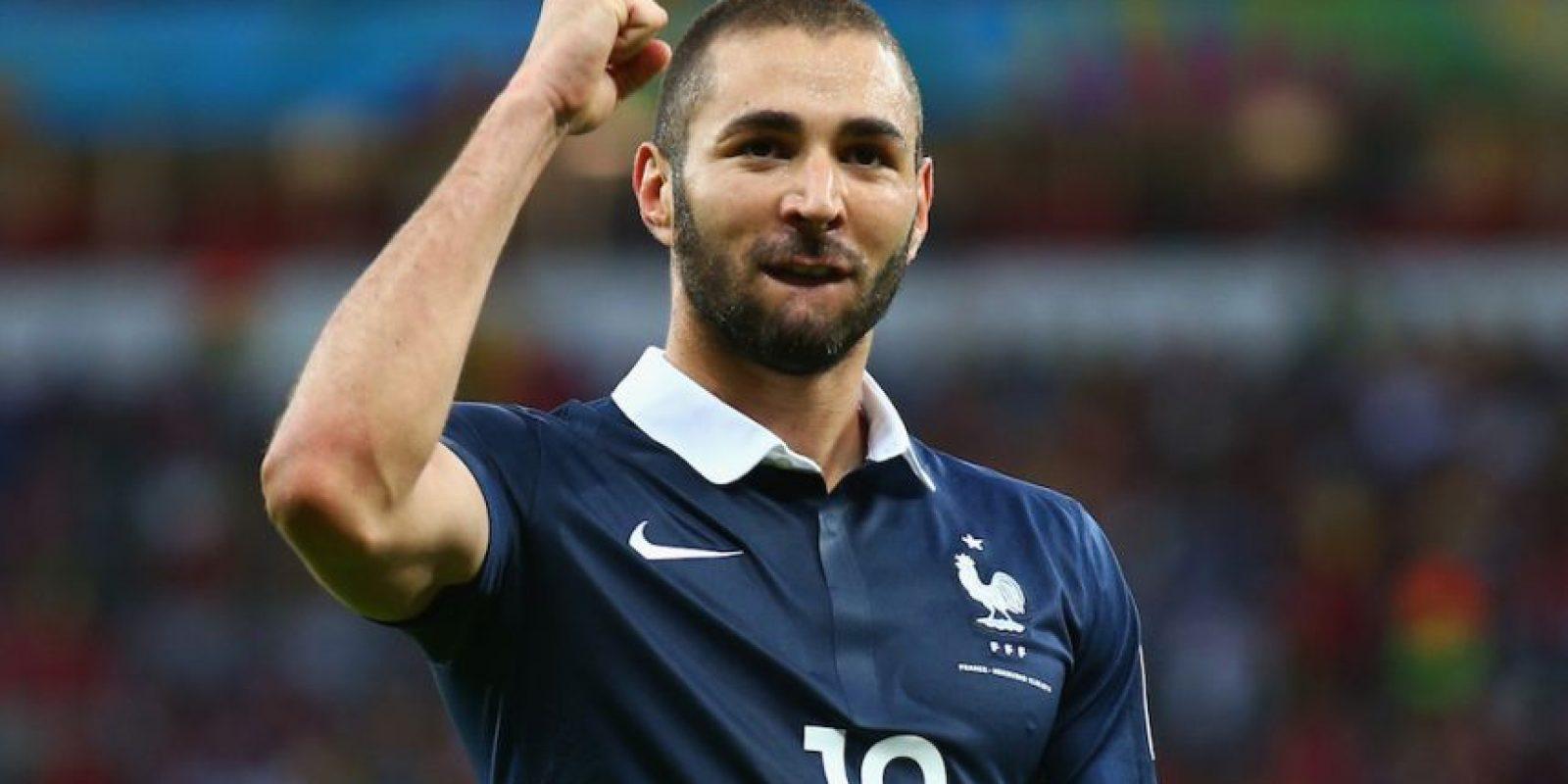 Karim Benzema, futbolista francés. Foto:Getty Images