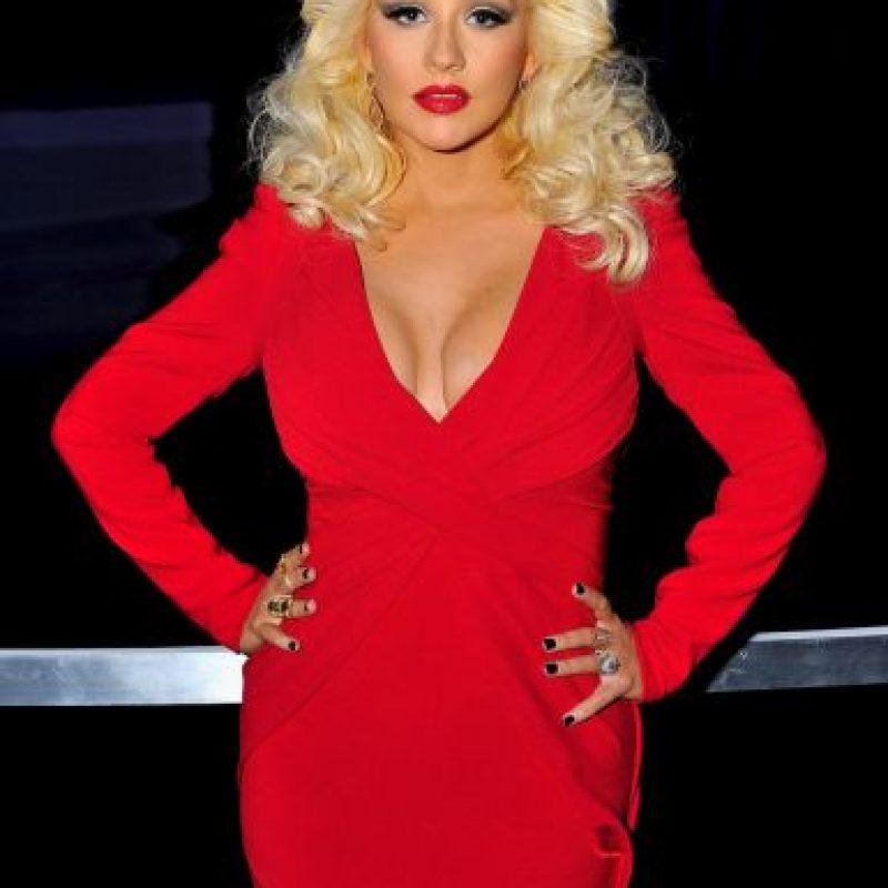 Christina Aguilera fue la primera estadunidense en ganar un Grammy Latino Foto:Getty Images
