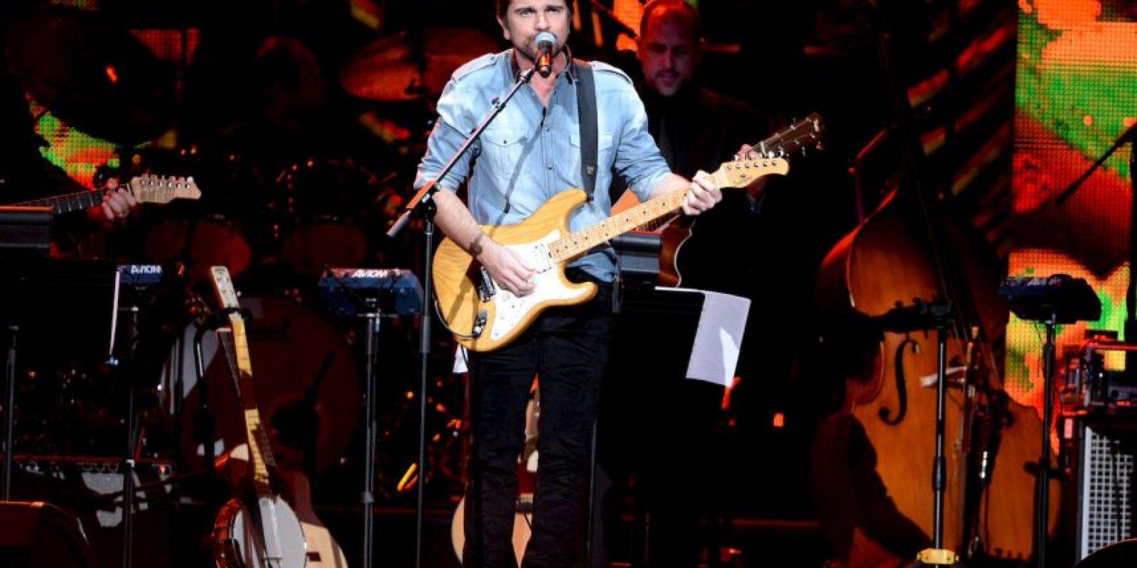 Juanes también tiene 19 reconocimientos Foto:Getty Images
