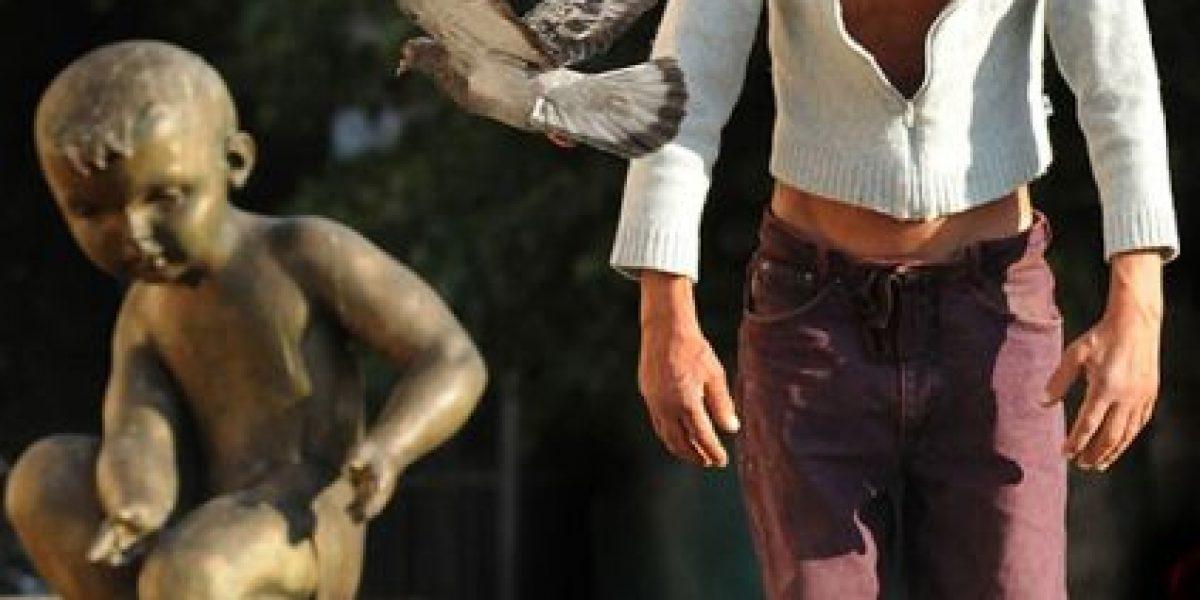 Fotos: El hombre que esta de moda en Ucrania
