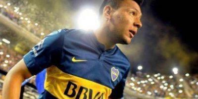 En septiembre pasado, un transexual de nombre Mariana Rodríguez, publicó en su cuenta de Facebook imágenes de ella y el futbolista después de haber pasado la noche juntos. Las fotos fueron eliminadas de su perfil. Foto:Twitter