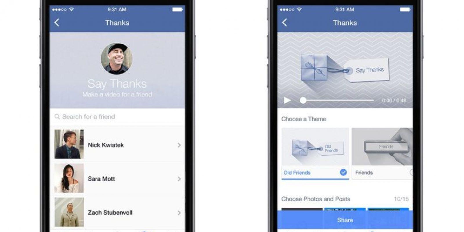 Se pueder realizar en la versión web y móvil. Foto:Facebook