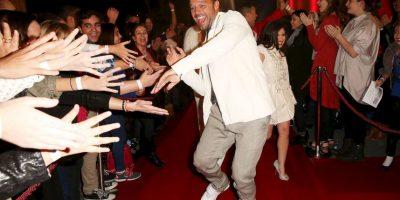 Estas son algunas celebridades que defilarán en el MGM Grand de Las Vegas: el cantante puertorriqueñoRicky Martin Foto:Getty