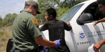 33% de los ilegales tienen al menos un hijo nacido en Estados Unidos. Foto:Getty Images