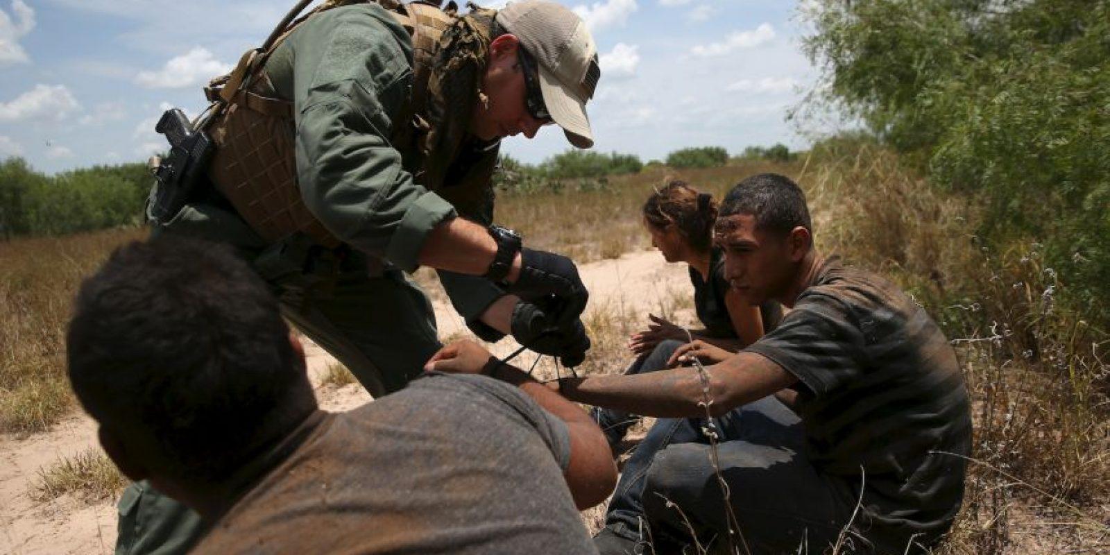 Los inmigrantes ilegales son el 13% de la población total del país. Foto:Getty Images