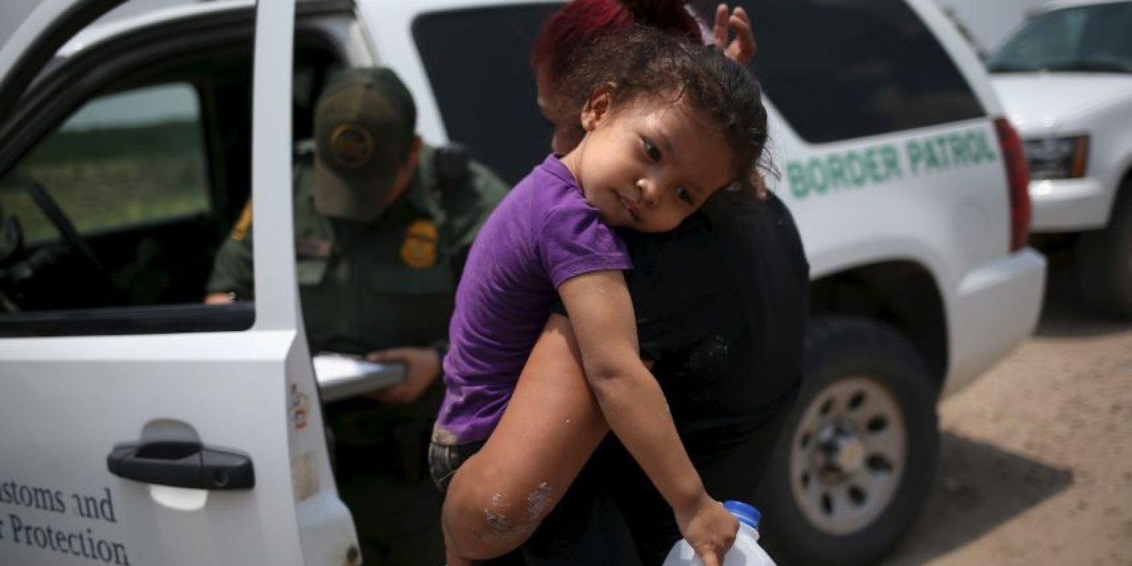 Aproximadamente el 25% de los inmigrantes trabaja en el sector agrícola Foto:Getty Images