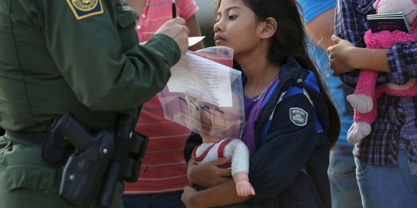 Estos datos fueron compartidos por el sitio inmigracion.about.com Foto:Getty Images