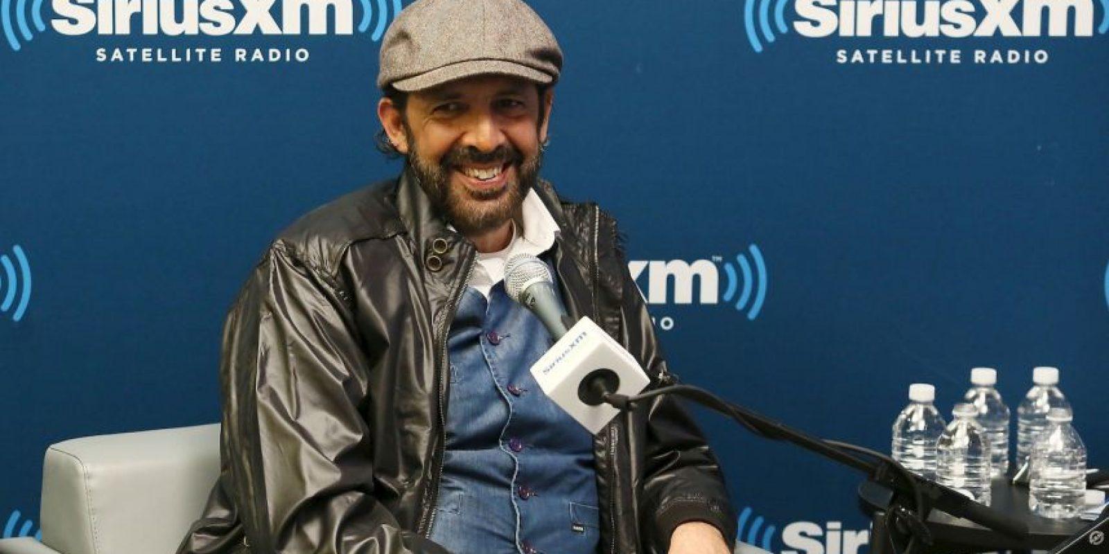 El dominicano Juan Luis Guerra tiene 15 premios Foto:Getty