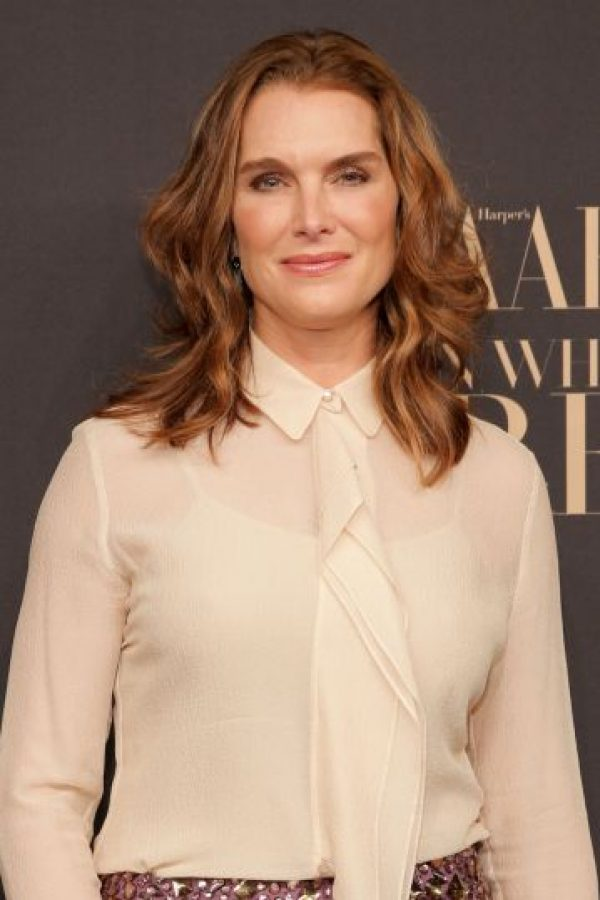 2014, Brooke Shields Foto: Getty Images