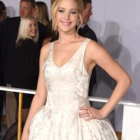 2014, Jennifer Lawrence Foto: Getty Images