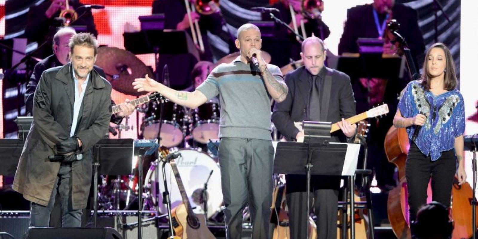 Calle 13 ha levantado 19 premios Foto:Getty