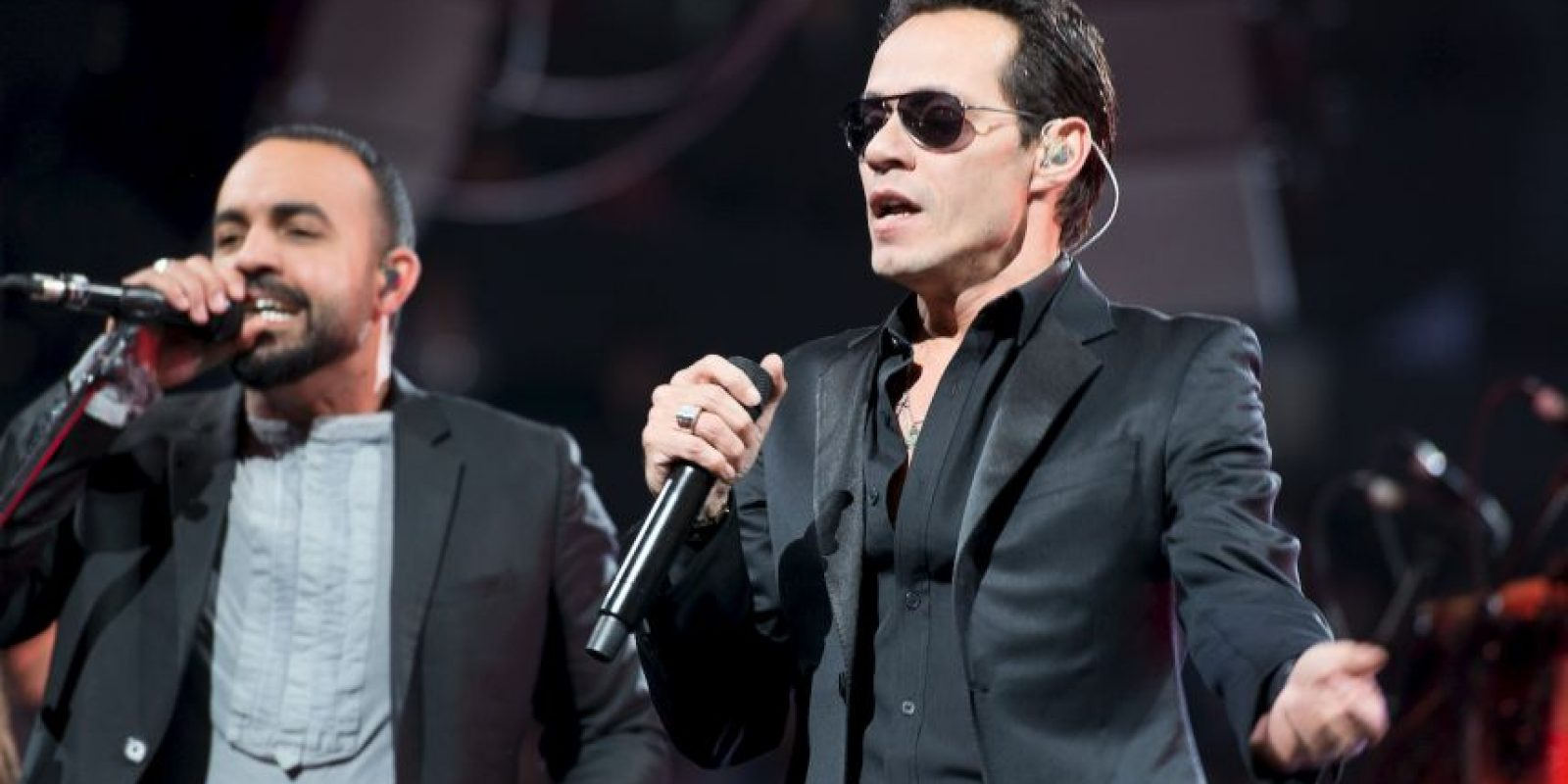 El salsero Marc Anthony Foto: Getty