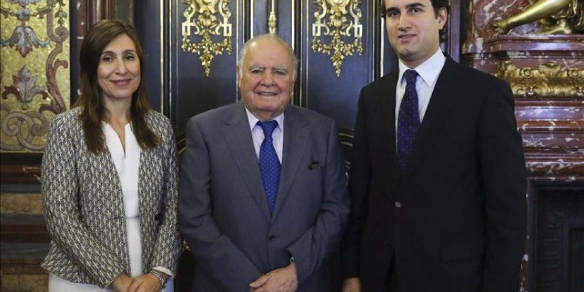 El empresario mexicano Díez Morodo galardonado con el premio Enrique V. Iglesias