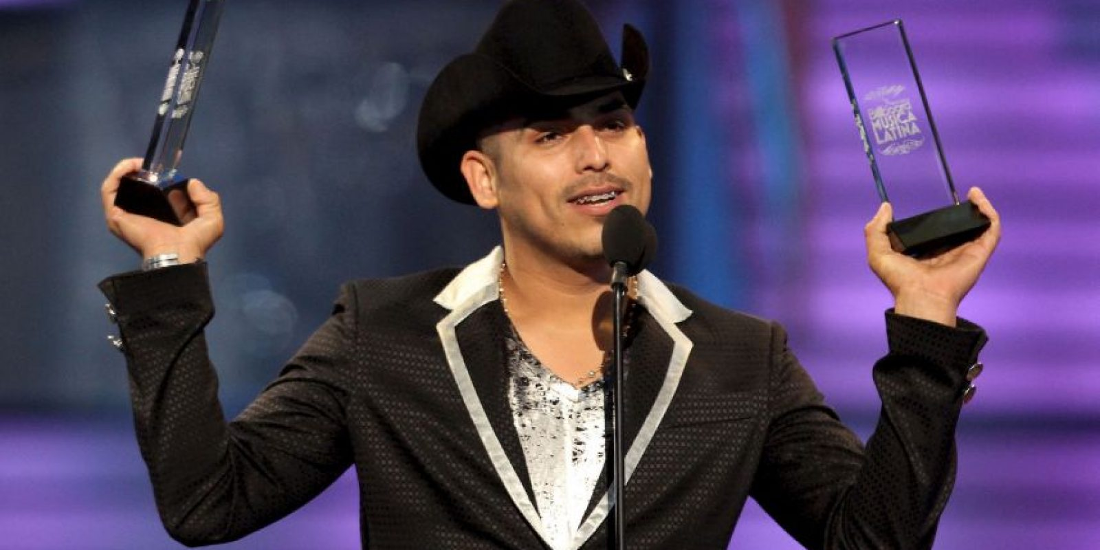 El mexicano Espinoza Paz Foto: Getty