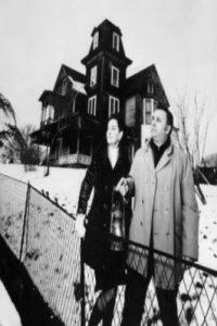 Juntos investigaron el famoso caso de la casa de Amytiville Foto:Warrens.net