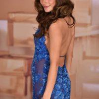 Alejandra Espinoza, una de las pocas bien vestidas de la gala Foto:Getty Images