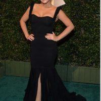 Maite Perroni, en un vestido deslúcido Foto:Getty Images