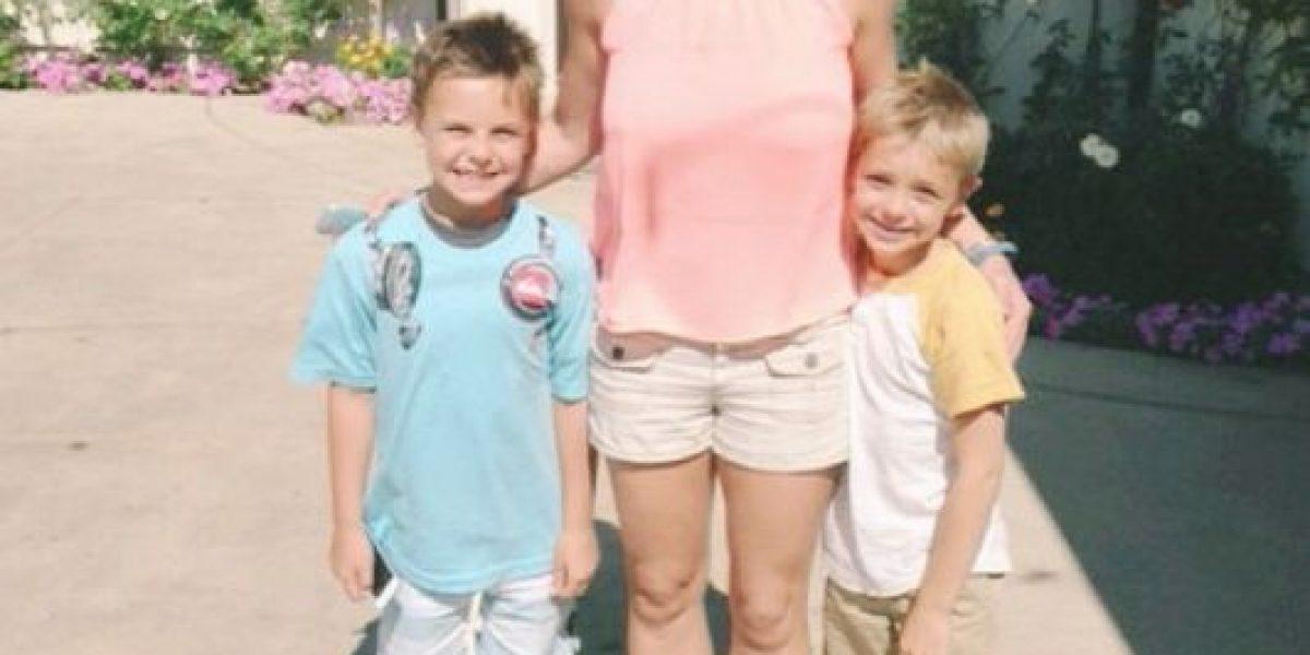 Lo que los hijos de Britney Spears piensan de su nuevo novio