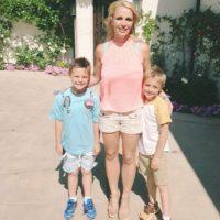 Britney Spears y sus hijos Foto:Instagram @britneyspears