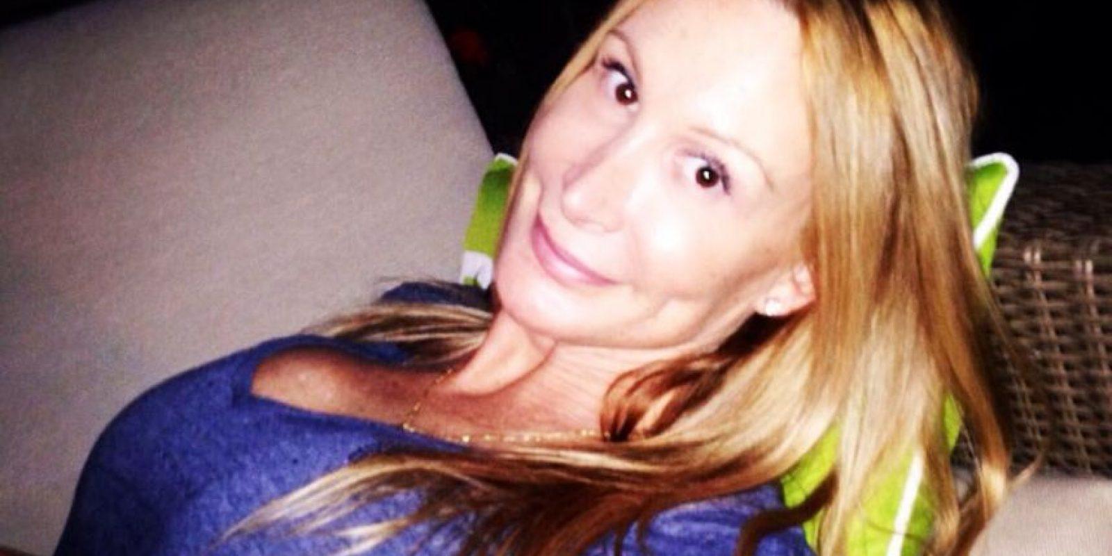 Taylor Lianne Chandler asegura que conoció al mçultiple medallista olímpico gracias a la aplicación Tinder y que comenzaron una relación Foto:www.facebook.com/TaylorLianneChandler