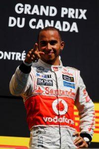 El 10 de junio de 2012 ganó el GP de Canadá Foto:Getty Images