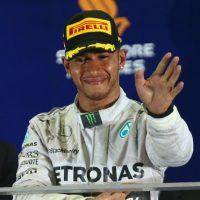 El 21 de septiembre ganó el GP de Singapur Foto:Getty Images