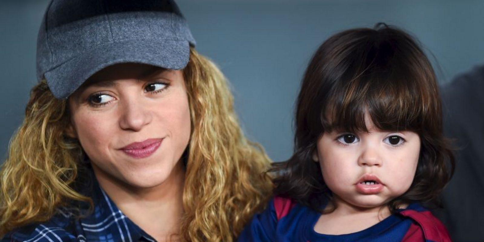Es originaria de Barranquilla, Colombia Foto:Getty Images
