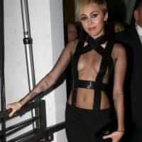 Alcanzó popularidad en el año 2006 por interpretar el papel de Miley Stewart Foto:Getty Images