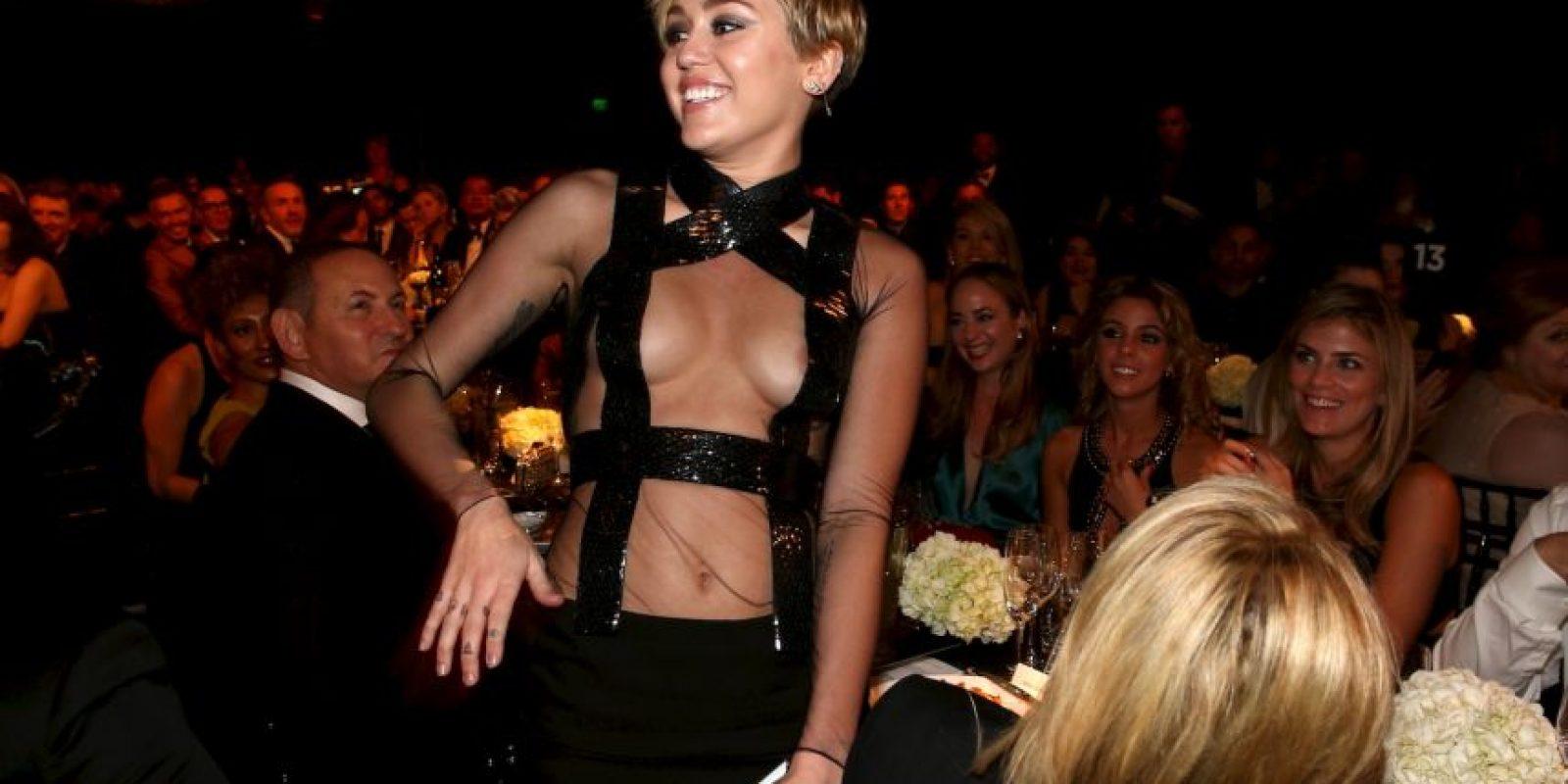 """Ahí se encuentra su sencillo más exitoso, """"Party in the U.S.A."""" Foto:Getty Images"""