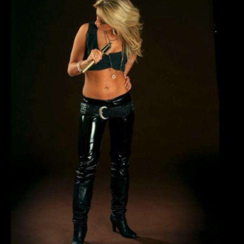La doble de Britney Spears Foto:Facebook/Michaela Weeks