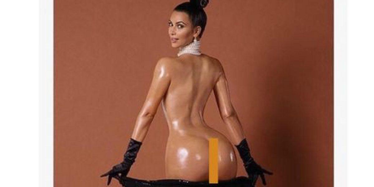 MEME: ¿Es esto lo peor que se ha hecho con el desnudo de Kim?