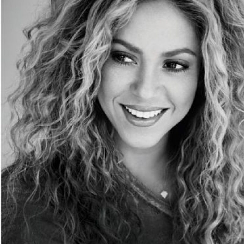 "Shakira significa ""agradecida"" en árabe Foto:Instagram @shakira"