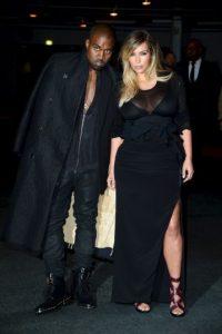 Kardashian salió con el cantante de R&B Ray J en 2007 Foto:Getty Images