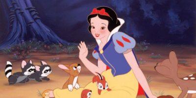 15. Blancanieves. Esta chica, claramente, inhala pegamento. Foto: Buzzfeed