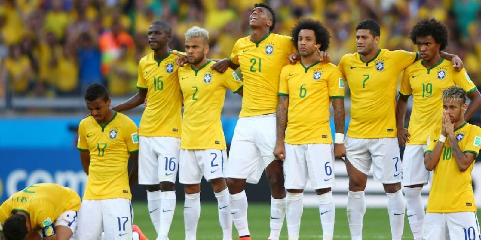 Brasil Foto:Getty