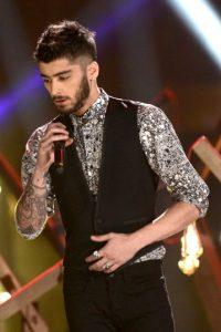 Hace pocos días el cantante desmintió que estuviese en rehabilitación Foto:Getty Images