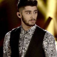 Zayn Malik, integrante de One Direction Foto: Getty Images