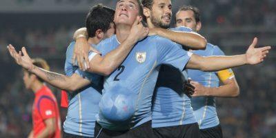 Uruguay también forma parte del Bombo 2 Foto:Getty