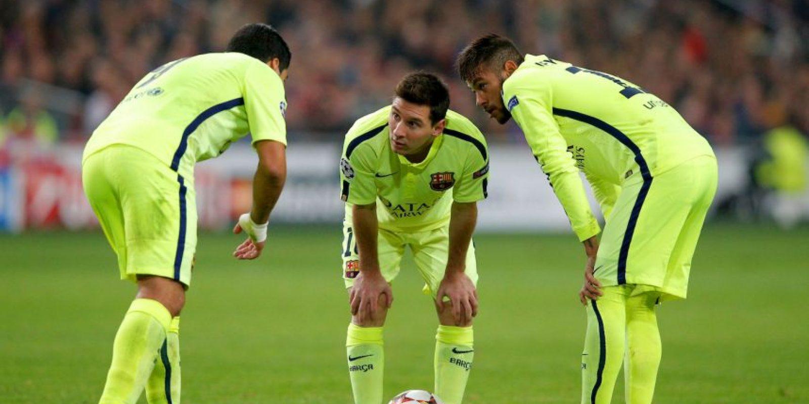 Único jugador que ha sido máximo goleador de la Champions League cuatro veces consecutivas: desde la temporada 2008/09 hasta la 2011/12. Foto:Getty ImagesGetty Images