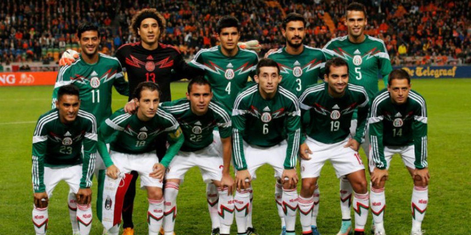 México Foto:Getty
