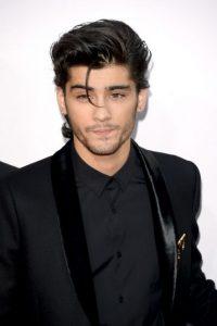 Efectivamente, Zayn no habló durante las dos primeras premiaciones de One Direction Foto:Getty Images