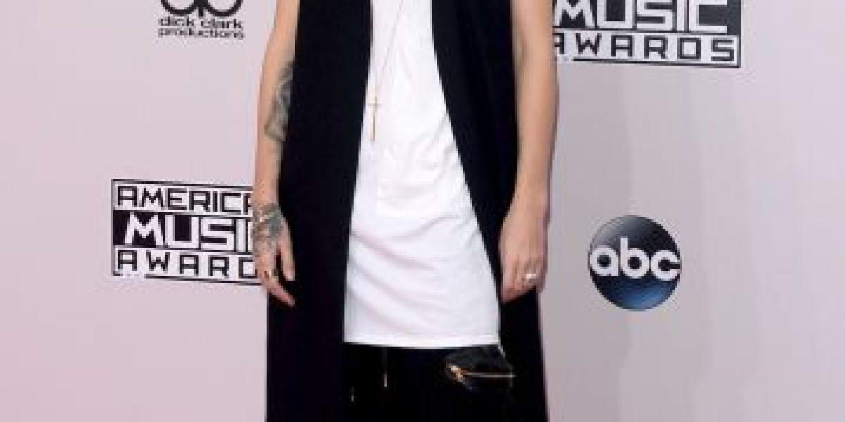 FOTOS: Los outfits más feos de las celebridades en los American Music Awards