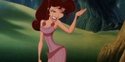 9. Megara (Hércules). Meg obtiene puntos extra por ser astuta e ingeniosa, pero su relación con el tipo malo (Hades) demuestra una verdadera carencia de juicio. Foto: Buzzfeed