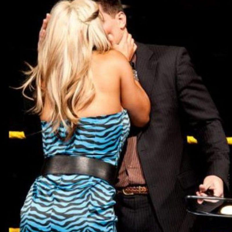 Cody Rhodes y Kaitlyn Foto:WWE