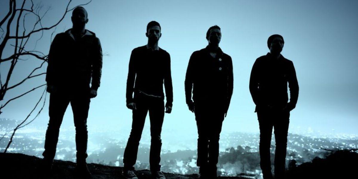 Coldplay estrenó a nivel mundial su DVD