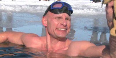 Stig Severinson es un científico y submarinista Foto:YouTube