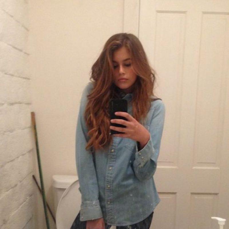 La joven también se dedica al modela Foto:Instagram @kaiajordan
