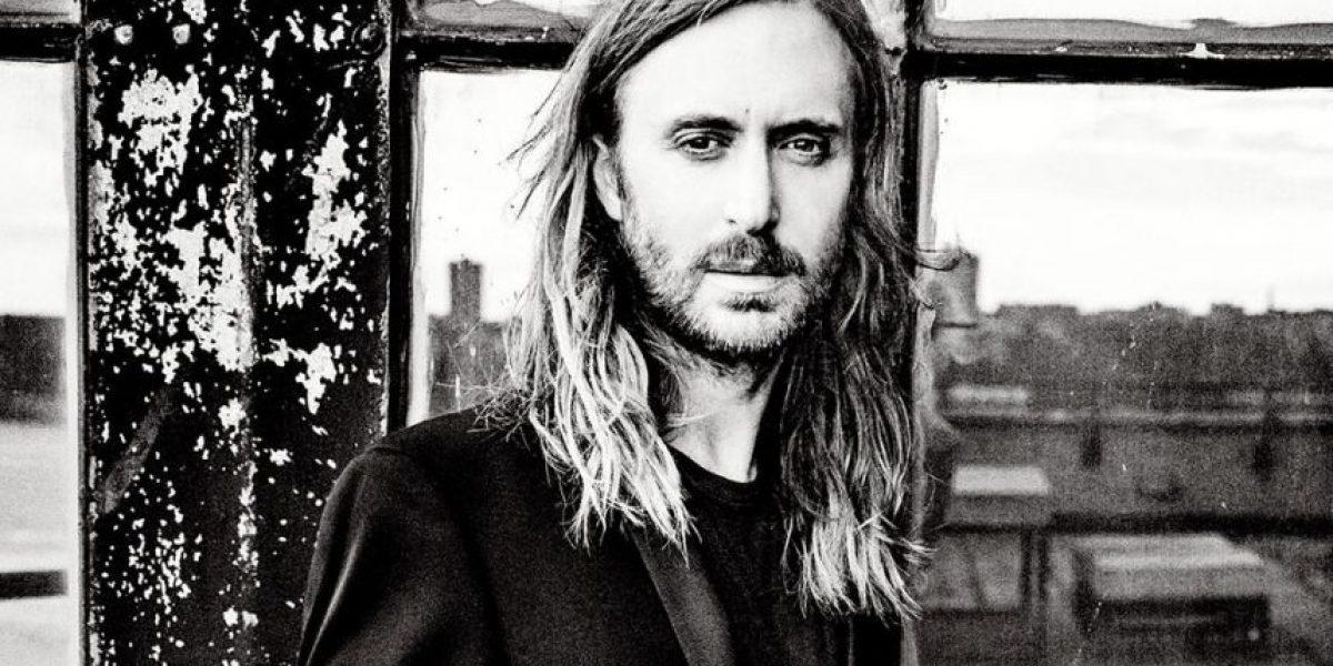 David Guetta presentó un nuevo disco después de tres años: